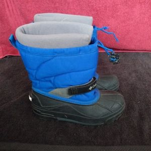 Columbia Frost Flight Boots Youth Size 1